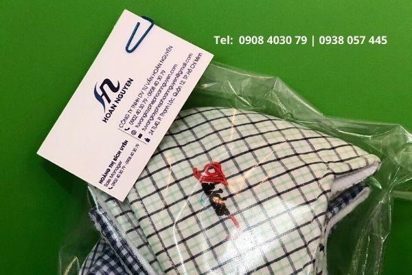 Công bố tiêu chuẩn chất lượng khẩu trang vải - HOÀN NGUYÊN