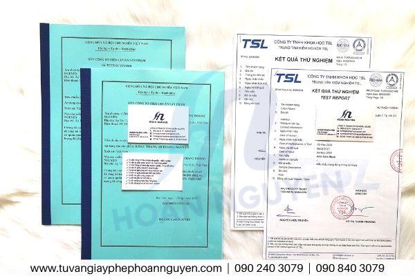 Dịch vụ thực hiện trọn gói kiểm nghiệm và công bố sản phẩm (Ảnh HOÀN NGUYÊN)