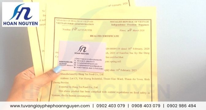 Đăng ký giấy chứng nhận y tế sản phẩm bánh quy : ảnh HOÀN NGUYÊN