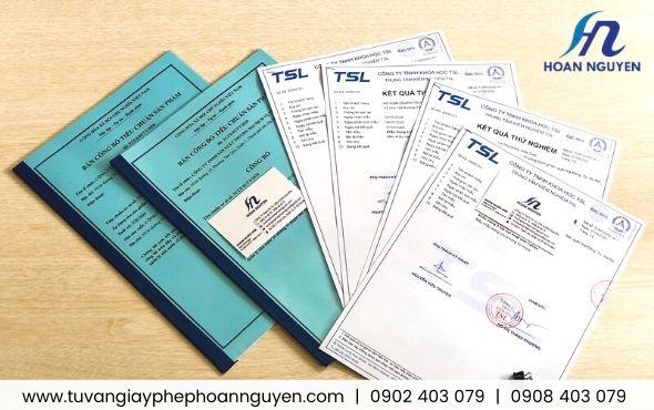 Tư vấn quy định công bố tiêu chuẩn cơ sở (TCCS)